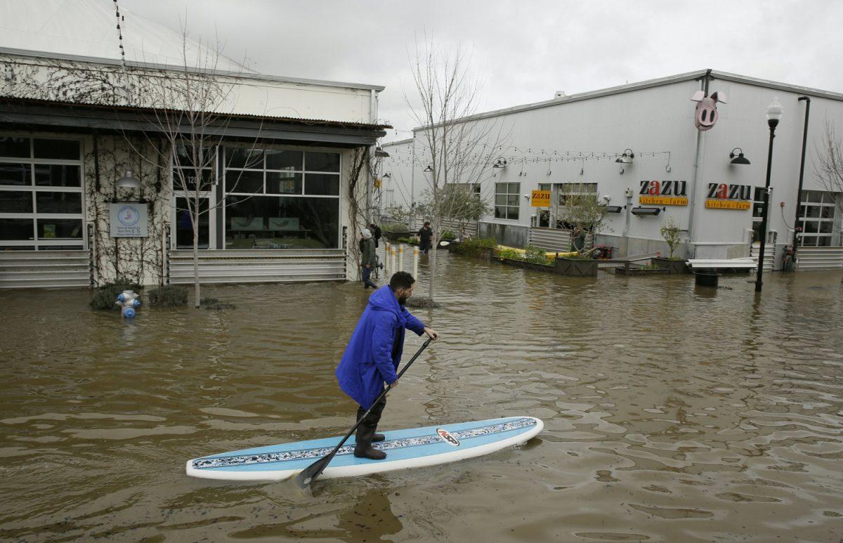 California River Floods 8