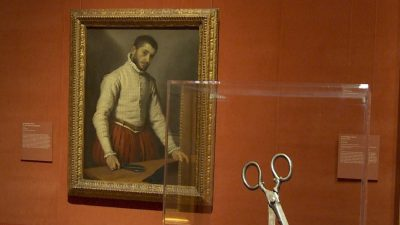 Renaissance Painter Shares His Riches with New York City