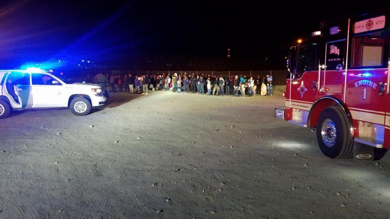 Nearly 200 Illegal Aliens Apprehended at New Mexico Border