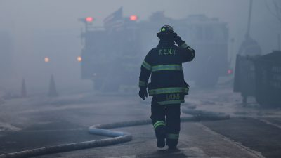 New York Firefighter Pulls Off Miracle Recovery Battling Near-Fatal Sepsis