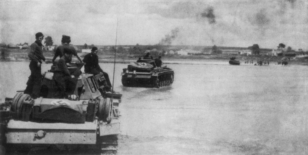German Panzer division