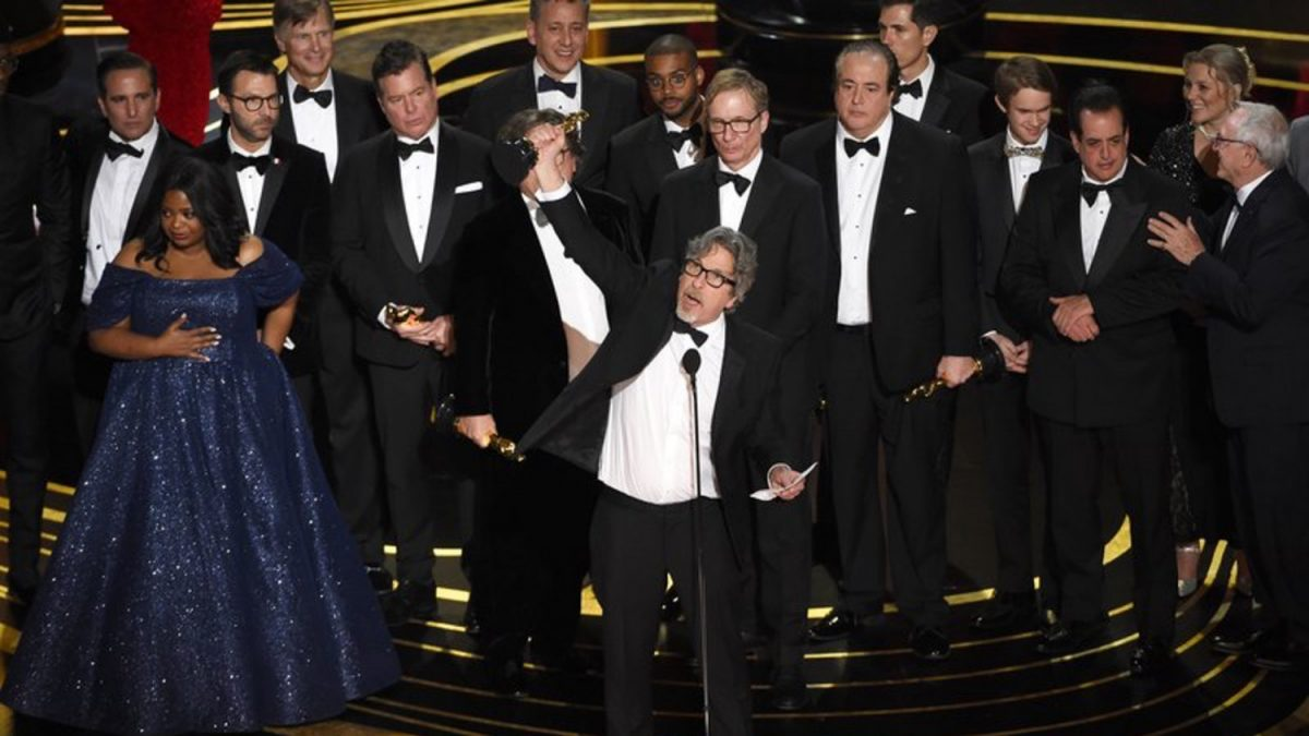 Oscars 2019: 'Green Book' Wins Best Picture In An Upset At The Oscars