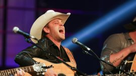 Country Singer Justin Moore Stepped On By Horse: Posts Crazy Photos of Injured Leg
