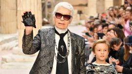 11-Year-Old Boy and Cat Likely Recipients of Karl Lagerfeld's $200 Million Fortune