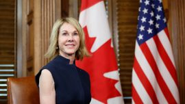 Senator McConnell Recommends Ambassador to Canada to Replace Nikki Haley