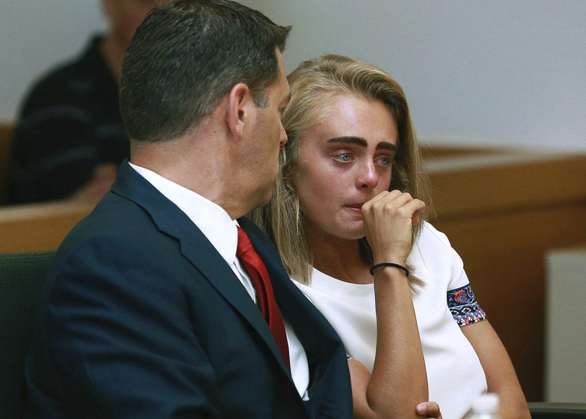 Michelle Carter awaits her sentencing