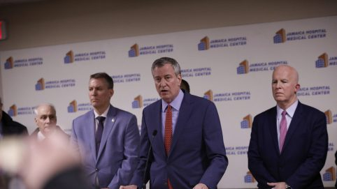 NYC Mayor Will Fight Placing Immigrants in Sanctuary Cities