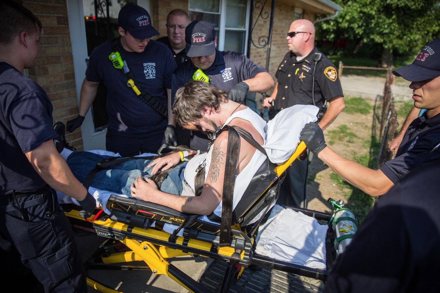 Opioid-Ohio border security cartels