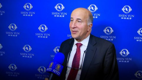 City Councilman: Divinity and Morality Shines Through Shen Yun Dancers