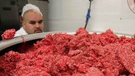 USDA Rules That 'Pink Slime' Can Officially Be Called Ground Beef