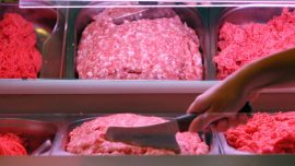 Salmonella Outbreak Linked to Ground Beef