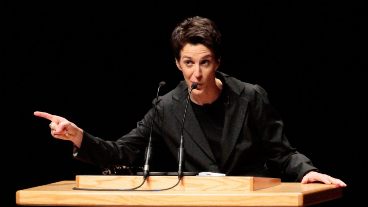 Ratings Drop for Rachel Maddow, MSNBC After Trump-Russia ...