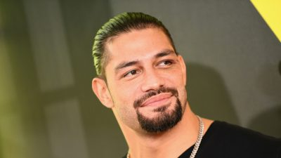 Wrestler Roman Reigns Confirms His Cancer Is in Remission