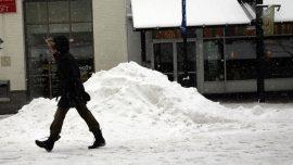 Shortcut Leaves University Student Dead in Frigid Weather