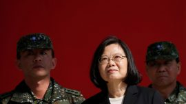 Taiwan President Says No Compromise on Democracy After Opposition's China Peace Overture