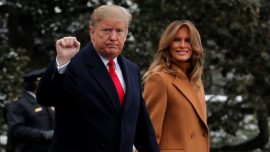 Trump Gains a Few Pounds But Still in Good Health, Doctors Report