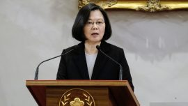 Republican US Senators Want Taiwan President to Address Congress