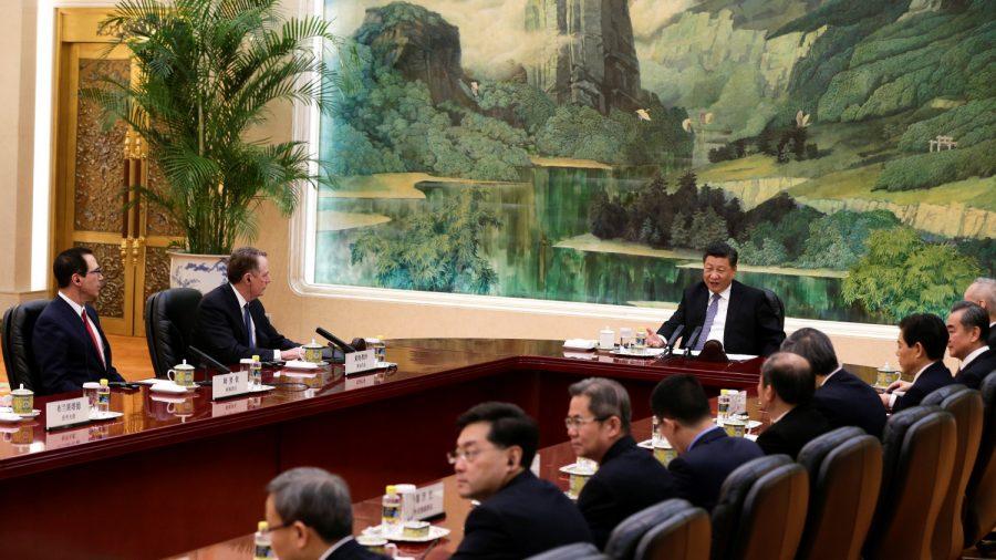 US, Chinese Negotiators Hold 'Constructive' Phone Talks on Trade