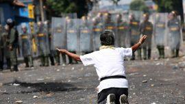 Venezuelans Want Foreign Military Intervention: Survey