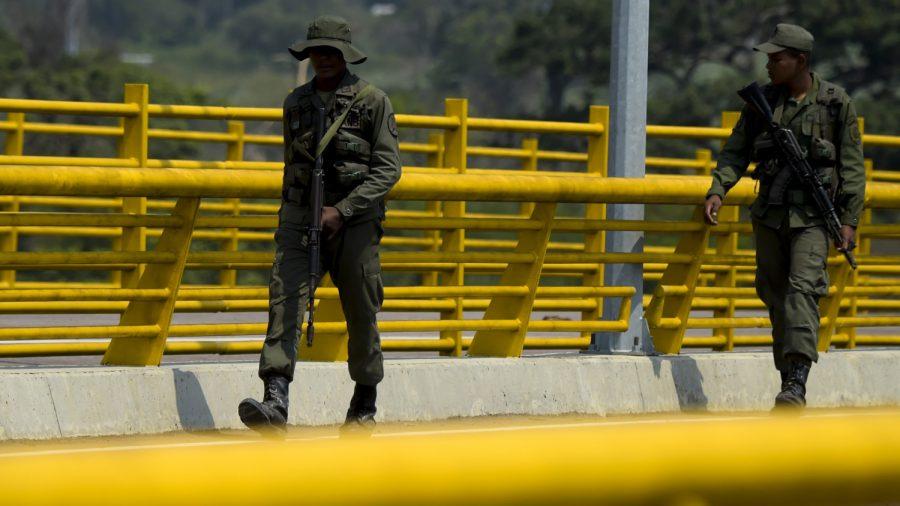 Documents Reveal Venezuelan Soldiers Deserting, as Tensions Rise