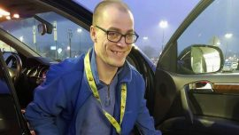 Disabled Greeter Meets With Walmart About Job; No Resolution