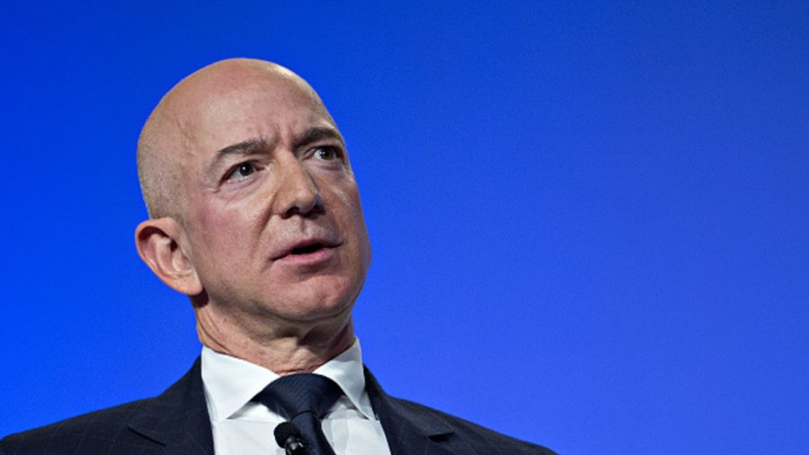 Prosecutors Probing Tabloid's Jeff Bezos Story