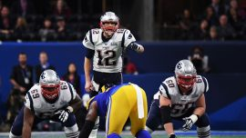 Patriots' 'Reagan' Play Call in Super Bowl Apparently Means Run to the Right