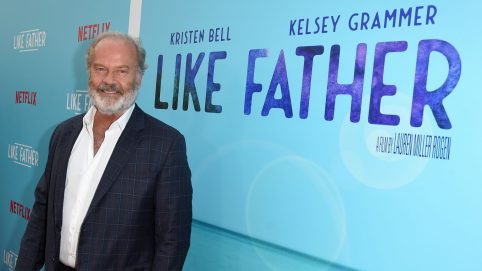 Kelsey Grammer on Roseanne Barr: 'People Should Be Forgiven for Their Sins'