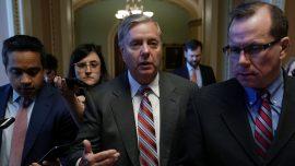 Senator Graham Sends Ominous Response to James Comey's Unusual Twitter Photo