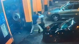 Abduction of Woman From Miami Tire Store Caught on Security Footage, Now Safe