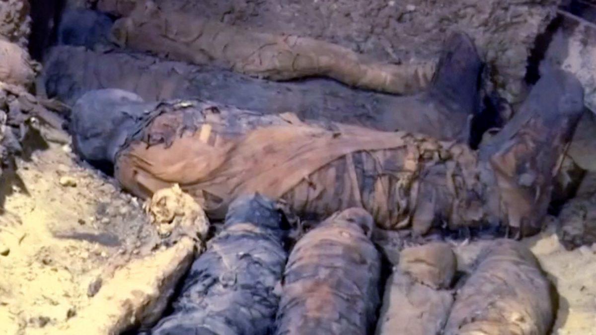 mummies found in egypt6