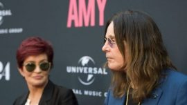 Ozzy Osbourne Is 'Breathing on His Own' Now in Hospital, Says Wife Sharon