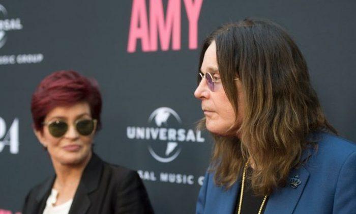 Report: Ozzy Osbourne Taken to Intensive Care in Hospital