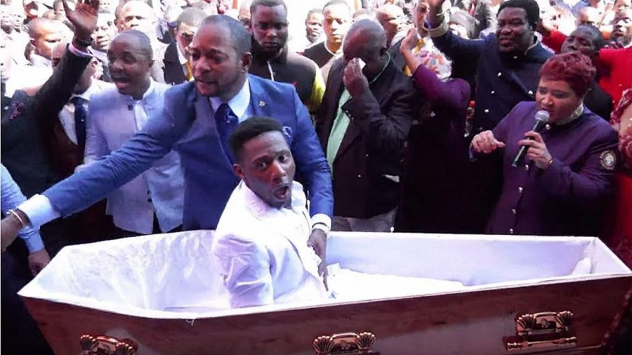 Preacher Sued Over Viral Coffin 'Resurrection' Video