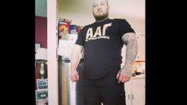 Powerlifter Moves SUV After Accident Left Man Pinned Underneath