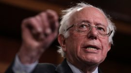 Boston Marathon First Responder Slams Bernie Sanders' 'Ridiculous' Defense of Bomber's Voting Rights