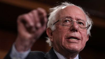 Bernie Sanders Breaking the Law by Employing Illegal Immigrant, FEC Complaint Says