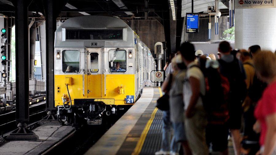Photo of Elderly Woman Kept Standing on Train Sparks Huge Internet Dispute