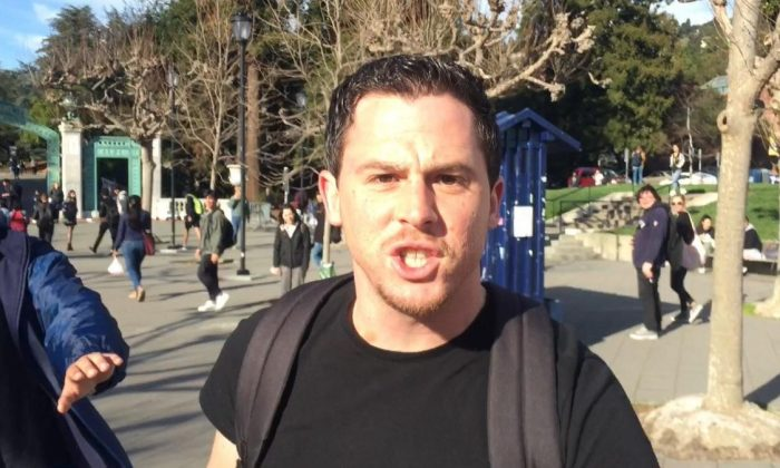 Reward Offered for Man Who Punched Conservative Activist as Assailant Still Not Arrested