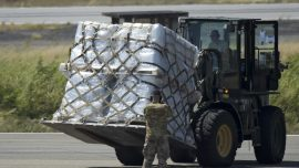 US Military Planes Deliver More Aid to Colombia-Venezuela Border