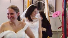Free Wedding Dresses in New Jersey for Veterans, Military Families
