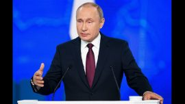 Putin Threatens to Target US if America Deploys Missiles Near Russia