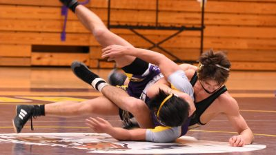 Title Wrestling Tournament Final to Feature 2 Girls for First Time After Boy Knocks Himself Out