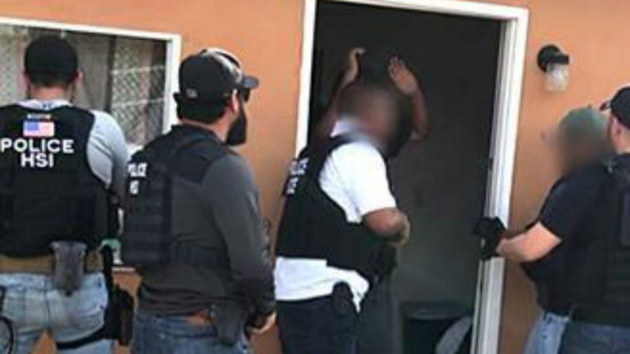 ICE Bust Finds Over 50 Illegal Aliens in Overcrowded 'Stash House'
