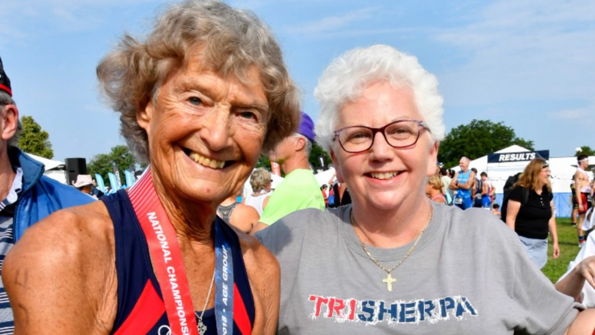 88 year old triatlon winner 4