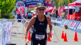 88-Year-Old 'Iron Nun' Is a Triathlete Champion