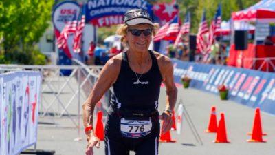 88-Year-Old 'Iron Nun' Is a Triathlete Champion