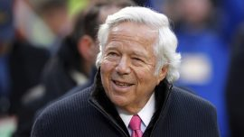 Robert Kraft Issues First Statement Since Solicitation Charge