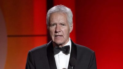 Alex Trebek is Grateful for the Support He's Getting After His Cancer Announcement