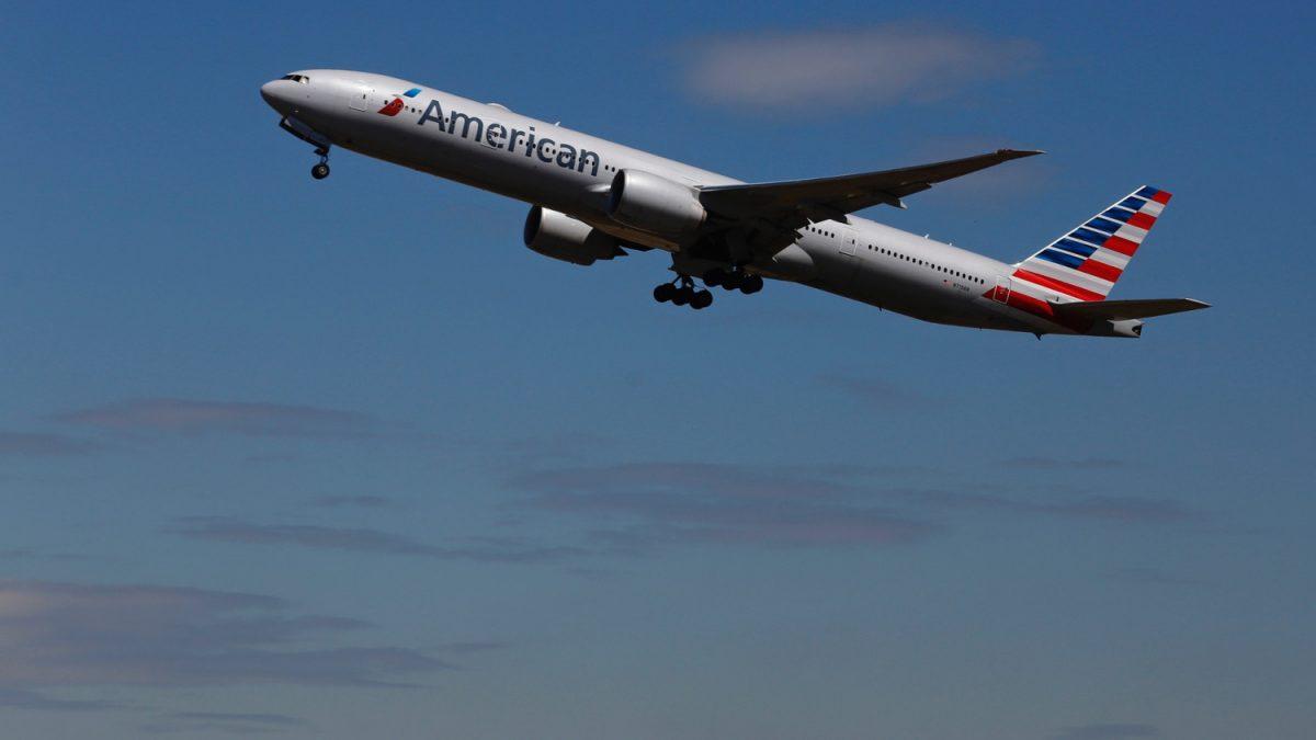 American Airlines Halts Flights To Caracas Maracaibo In